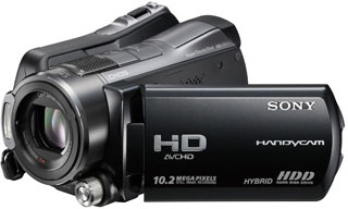 Sony HDR-SR11E HD HDD Camcorder